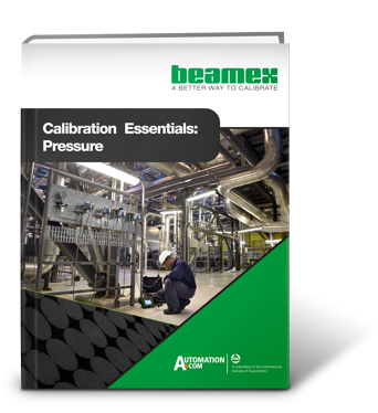 Calibration Essentials: Pressure
