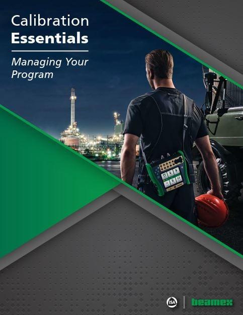Calibration Essentials - Managing your program