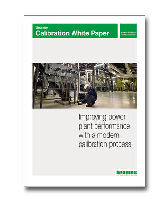 Improving Power Plant Performance with a Modern Calibration Process - Beamex educational resources