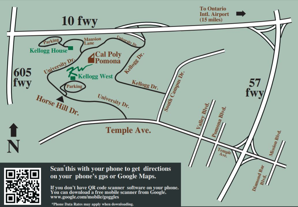 Kellogg West Map